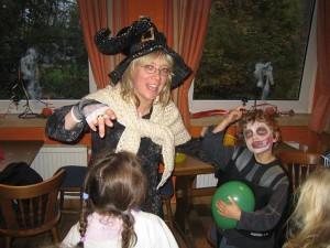 Anja Halloween