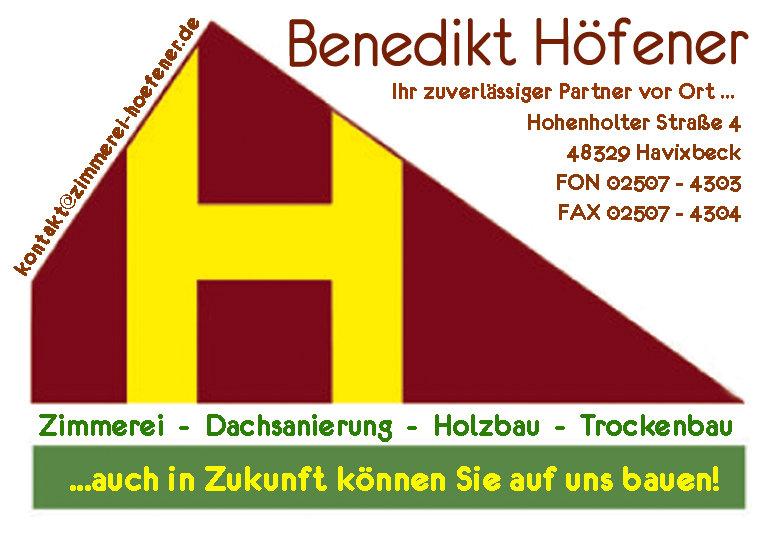 Höfener Logo