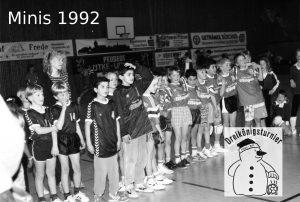 Mini-Turnier 1992