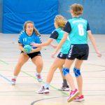 Turnier weibliche Jugend D Handball SW Havixbeck 40. Dreikönigsturnier 5. Januar 2018 Foto: Klaus Schulte