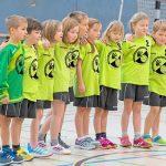 SW Havixbeck Mini-Turnier 40. Handball-Dreikönigsturnier in Havixbeck 7. Januar 2018 Foto: Marco Steinbrenner