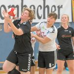 Sandra Große-Thier (SW Havixbeck) Frauen 1-Turnier 40. Handball-Dreikönigsturnier in Havixbeck 6. Januar 2018