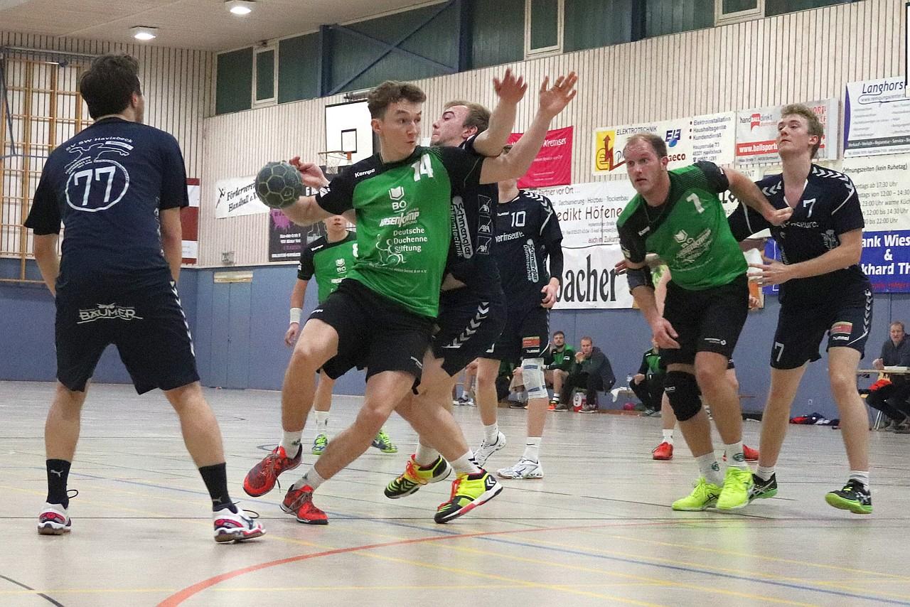 Home sgss, handball, schenkenzell Schiltach