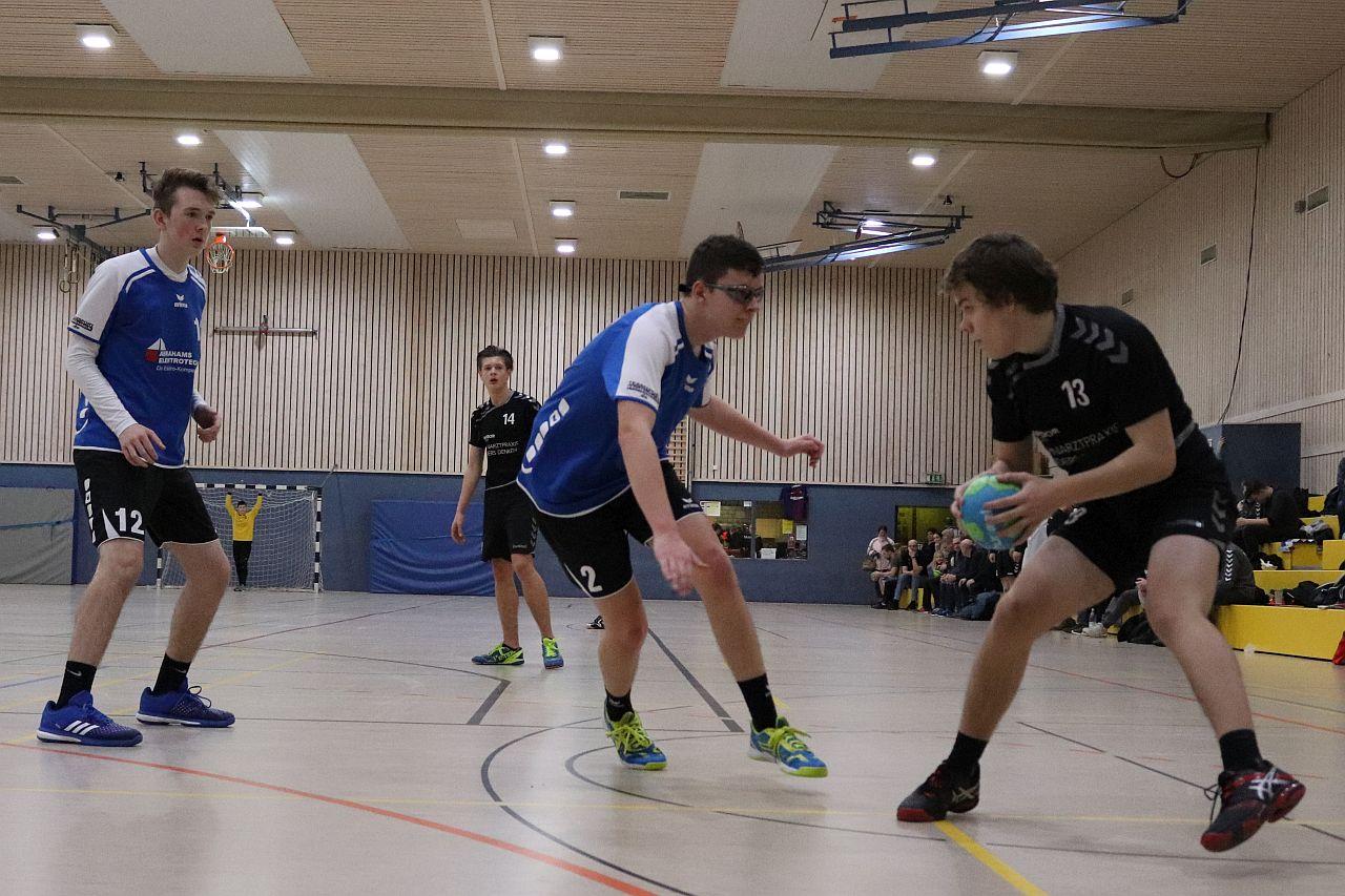 40. DKT: Warendorfer SU siegt bei der männlichen Jugend B – Handball ...